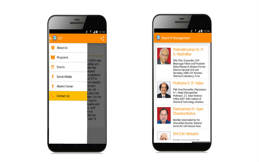 ICT Mumbai launches its Official Android app in Play Store